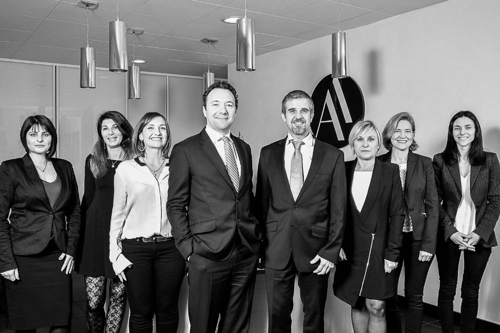Portraits Entrepreneurs - Alvarez Arlabosse Avocats| By Marlene Kuhn-Osius - Photographe professionnelle
