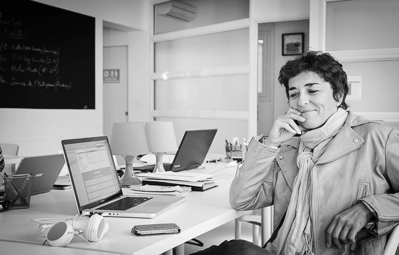 Portraits Entrepreneurs | By Marlene Kuhn-Osius - Photographe professionnelle