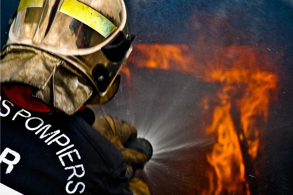 Pompiers_Var_Sdis83   Marlene Kuhn-Osius   Reportage photo Uniformes Militaires